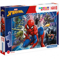 Puzzle Maxi Spiderman Clementoni 60 piese