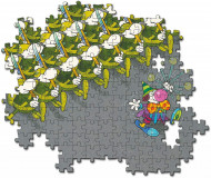 Puzzle Mordillo The March Clementoni 500 piese