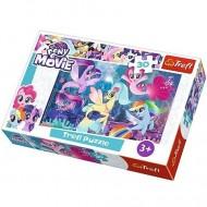 Puzzle My Little Pony Sirena 30 piese