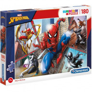 Puzzle Spiderman 3 Clementoni 180 piese