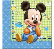 Servetele pentru petrecere Baby Mickey Mouse