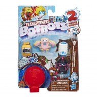 Set 5 roboti transformabili Botbots Seria 1 Toilet Troop Transformers
