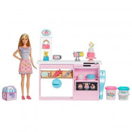 Set de joaca Cake Decorating Barbie