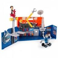 Set de joaca Laboratorul lui Rusty cu sunete si lumini Rusty Rivets Build Me