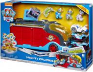 Set de joaca Mighty Cruiser Patrula Catelusilor Mighty Pups