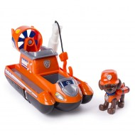 Set de joaca Zuma Hovercraft Patrula Catelusilor Ultimate Rescue