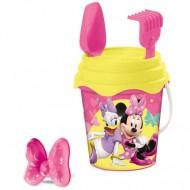 Set jucarii pentru nisip Minnie Mouse si Daisy 5 piese