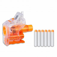 Set Nerf Modulus Ghost Ops ChronoBarrel si 6 proiectile