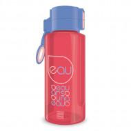 Sticla pentru apa roz somon - mov Ars Una 650 ml