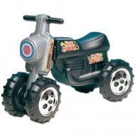 Vehicul fara pedale Cross negru D Toys