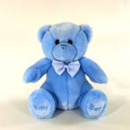 Ursulet de plus Baby Boy Keel Toys 28 cm