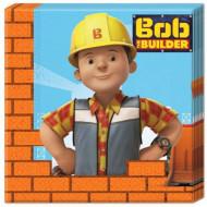 Servetele pentru petrecere Bob Constructorul