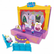 Set de joaca Peppa's Stage Purcelusa Peppa