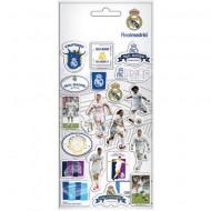 Abtibilduri 3D Real Madrid 20 bucati