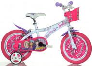 Bicicleta copii Barbie 16""