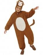 Costum de plus maimutica 134 cm
