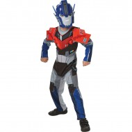 Costum Transformers Optimus Prime Deluxe L