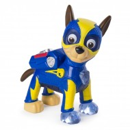 Figurina articulata cu lumini Chase Mighty Pups Patrula Catelusilor
