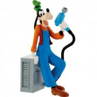 Figurina Goofy mecanic Minnie si Mickey Mouse Bullyland