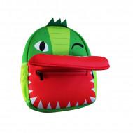 Ghiozdan gradinita Must Crocodil 29 cm