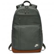 Ghiozdan rucsac Nike Elemental verde-inchis 45 cm