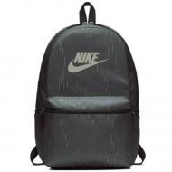 Ghiozdan rucsac Nike Heritage verde inchis 43 cm