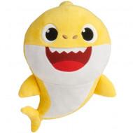 Jucarie de plus muzicala Baby Shark 25 cm
