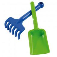 Lopatica sau grebla de nisip 14 cm