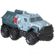 Masinuta metalica Camion Blindat Jurassic World Matchbox