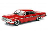 Masinuta metalica Dom's Chevy Impala Fast and Furious 21 cm