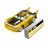Masinuta metalica George New-Win XRS Rocket Racing Cars