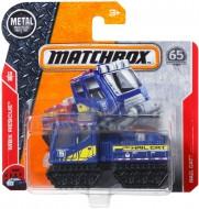 Masinuta metalica Hail Cat Matchbox