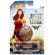 Masinuta metalica Wonder Woman Maximum Leeway Liga Dreptatii Hot Wheels