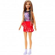 Papusa Barbie cu dreaduri Barbie Fashionistas