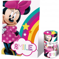 Patura Minnie Mouse Smile 150x100 cm