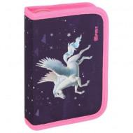 Penar echipat cu parti pliabile Pegasus roz Spirit 19 piese