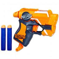 Pistol de jucarie Nerf Elite Firestrike Micro Shots