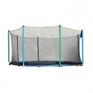 Plasa siguranta trambulina inSPORTline 305 cm pentru 6 stalpi