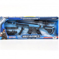 Pusca de jucarie cu sunete si lumini Special Force MKL439016