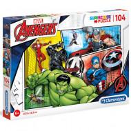 Puzzle Avengers Clementoni 104 piese