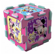 Puzzle din spuma Minnie Mouse 8 piese