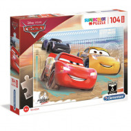 Puzzle Maxi Cars 3 Clementoni 104 piese