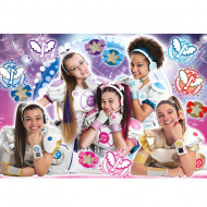 Puzzle Miracle Tunes Clementoni 60 piese