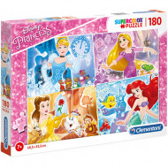 Puzzle Printesele Disney Clementoni 180 piese