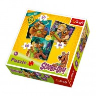 Puzzle Scooby-Doo 3 in 1