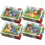 Puzzle Winnie the Pooh 54 piese