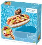 Saltea gonflabila Hotdog Intex