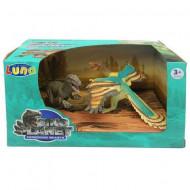 Set 2 figurine Dinozauri Dino Planet 621051