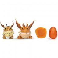 Set de joaca 2 figurine Meatlug si ou How to Train Your Dragon