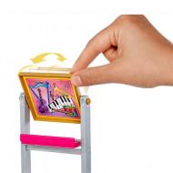 Set de joaca Barbie profesoara de muzica Barbie You Can Be Anything